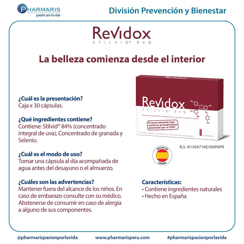 REDESS SOCIALES revidox