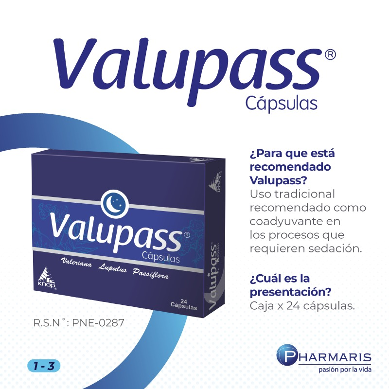 Q&A VALUPASS WEB PHARMARIS 1